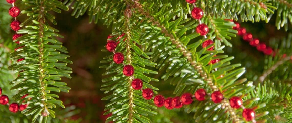 decoración navideña tradicional